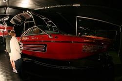 Dale Earnhardt Jr. show boat