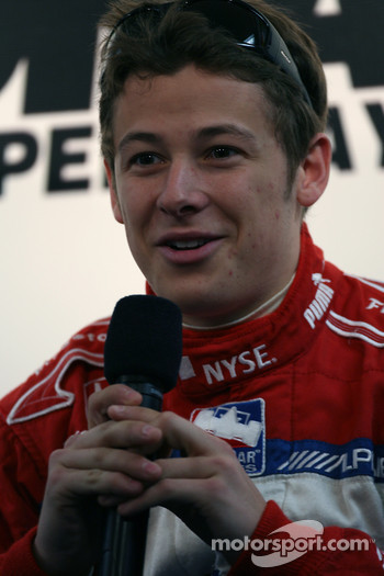 Press conference: Marco Andretti