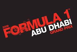 2009 Formula 1 Abu Dhabi Grand Prix, logo