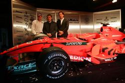 The 2007 Spyker-Ferrari F8-VII