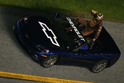 Drivers parade: Dale Jarrett
