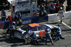 Pitstop for David Reutimann