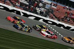 Jeff Green, Jeff Gordon, Kasey Kahne and Casey Mears