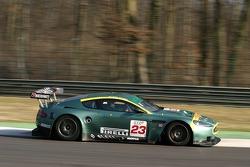 BMS Racing Aston Martin: Babini, Davies