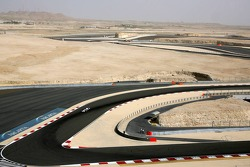 View of the circuit