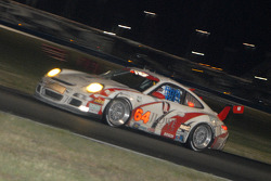 #64 TRG Porsche GT3 Cup: Jim Lowe, Jim Pace, Johannes van Overbeek, Ralf Kelleners