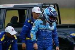 Nicola Larini, Team Chevrolet, Chevrolet Lacetti, retired