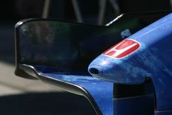 Honda F1 Racing, Front wing
