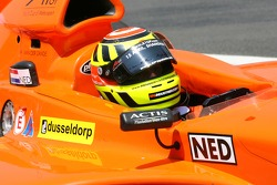 Renger van der Zande, Driver of A1Team Netherlands