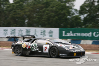 #7 All-Inkl.com Racing Lamborghini Murcilago: Christophe Bouchut, Stefan Mcke