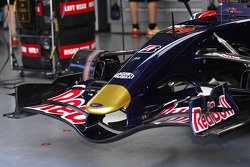 Front wing of  Toro Rosso