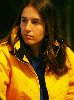 Bia Figueiredo, Driver of A1Team Brazil