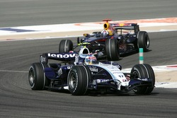 Alexander Wurz, Williams F1 Team, FW29, David Coulthard, Red Bull Racing, RB3
