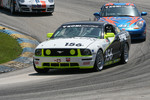 #156 Hyper Sport Mustang GT: Charles Espenlaub, Patrick Dempsey