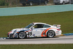 #49 Marcus Motorsports Porsche 997: Spencer Pumpelly, John Mayes