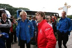 Petter Solberg and Sébastien Loeb