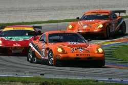 #82 Team LNT Panoz Esperante GTLM: Richard Dean, Tom Milner