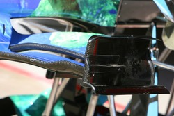 Honda Racing F1 Team, RA107 detail