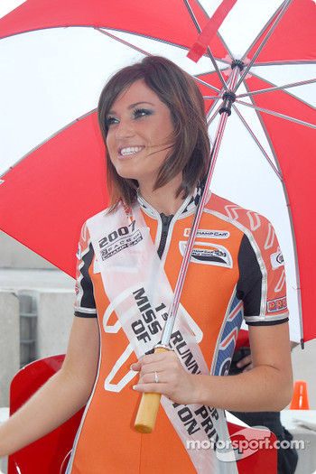 Miss Grand Prix of Houston first runner-up Laci Willis