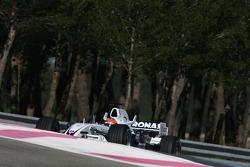 Timo Glock, Test Driver, BMW Sauber F1 Team