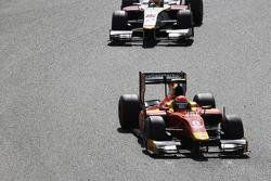 Alexander Rossi, Racing Engineering and Rio Haryanto, Campos Racing