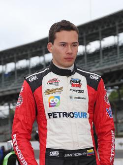 Juan Piedrahita, Belardi Auto Racing