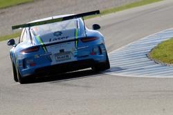 Steven Richard, Dean Grant, Porsche 911 GT3 Cup