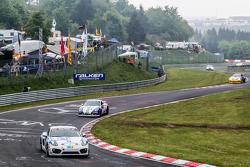 #166 Mathol Racing Porsche Cayman S: Wolfgang Werber, Norbert Bermes