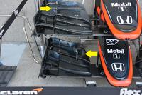 McLaren MP4-30 dettaglio