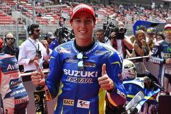 Polesitter Aleix Espargaro, Team Suzuki MotoGP