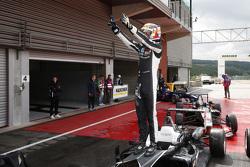 Racewinnaar Charles Leclerc, Van Amersfoort Racing Dallara F312 Volkswagen