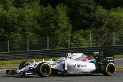 Susie Wolff, Williams FW37 Development Driver