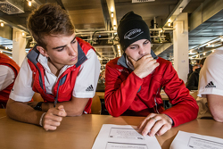 Audi Sport Team WRT: Nico Müller and Laurens Vanthoor