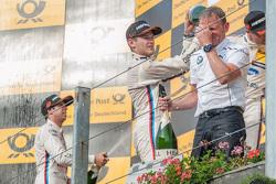 Marco Wittmann, BMW Team RMG BMW M4 DTM BMW Team RMG team boss Stefan Reinhold
