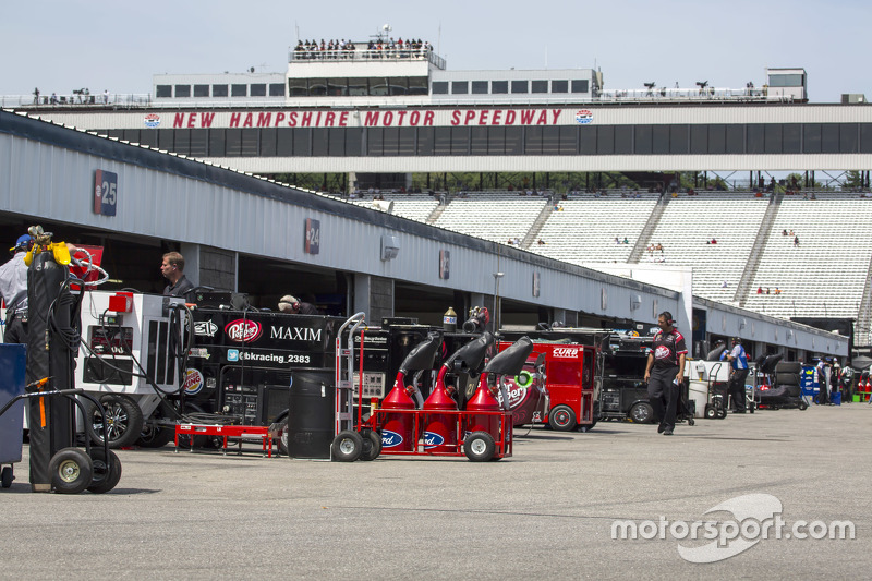 New Hampshire Motor Speedway At Loudon