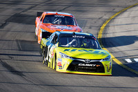 Kenny Wallace, Joe Gibbs Racing Toyota