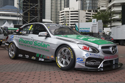 Will Davison's brand new livery for KL