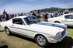 Bobby Rahal, 1965 Ford Shelby Mustang GT350