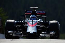 Fernando Alonso, McLaren MP4-30