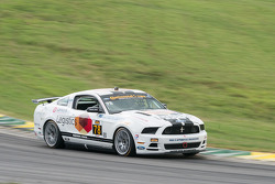#78 Racers Edge Motorsports Ford Mustang 302R: Chris Beaufait, Nick Galante