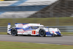 #2 Toyota Racing Toyota TS040 Hybrid: Alexander Wurz, Stéphane Sarrazin, Mike Conway