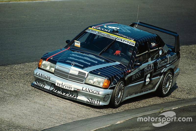 Kurt Thiim, AMG Mercedes 190 E 2.5-16 Evo 2