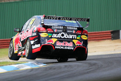 Craig Lowndes and Steven Richards, Triple Eight Race Engineering Holden
