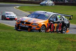 Shane van Gisbergen and Jonathon Webb, Tekno Autosports Holden