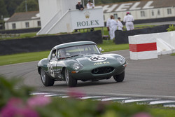 Gordon Shedden and Chris Ward, Jaguar E-type 1963