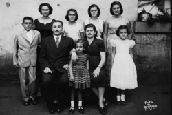 The Bittar family, related to Felipe Nasr on his mother's side