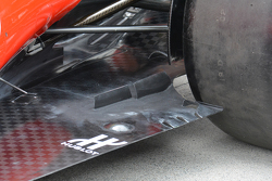 Ferrari's previous floor slots