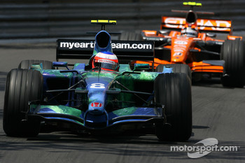 Rubens Barrichello, Honda Racing F1 Team, RA107, Christijan Albers, Spyker F1 Team, F8-VII