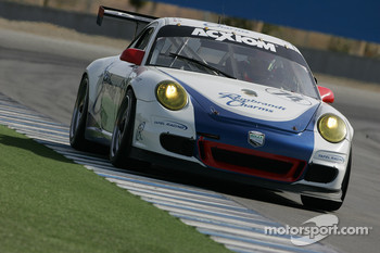 #74 Tafel Racing Porsche GT3 Cup: Eric Lux, Ian James