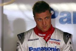 Ralf Schumacher, Toyota Racing